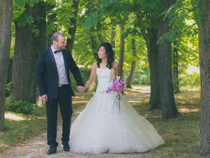 Le mariage de Véronique et Cédric