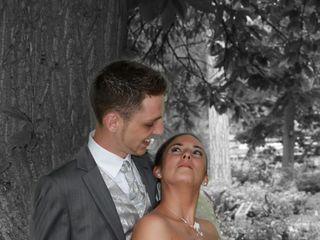 Le mariage de Lorraine et Damien 1