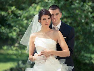 Le mariage de Emilie et Grégory
