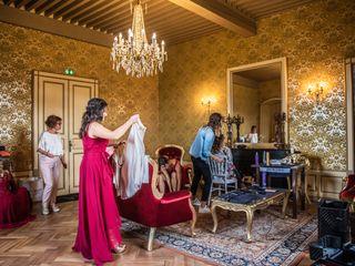 Le mariage de Manon et Olivier 1