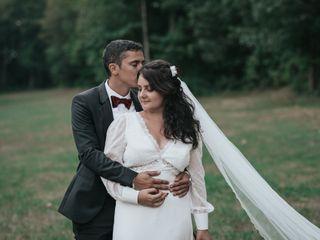 Le mariage de Marion et Azdine