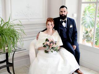 Le mariage de Gwendoline et Heliam