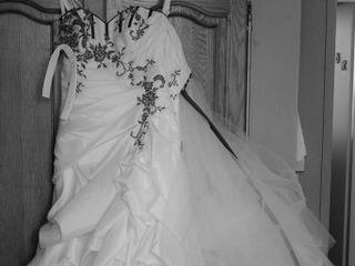 Le mariage de Angélika et Louis-Tristan 1