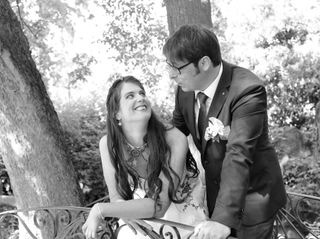Le mariage de Angélika et Louis-Tristan