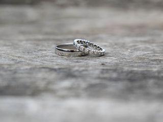 Le mariage de Lindsay et Cédric 1