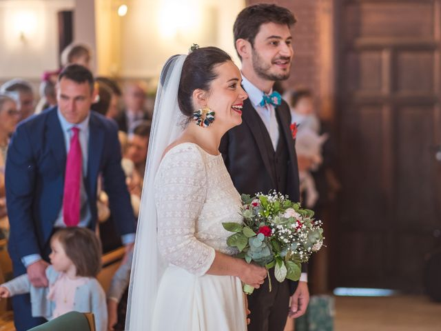 Le mariage de Grégoire et Claire à Versailles, Yvelines 1
