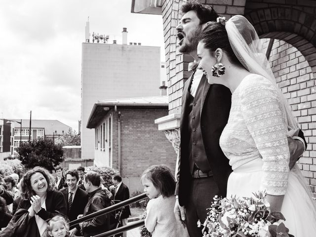 Le mariage de Grégoire et Claire à Versailles, Yvelines 8