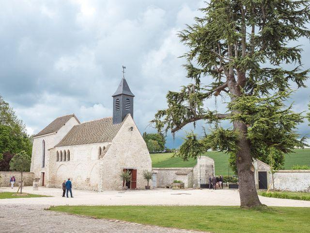 Le mariage de Grégoire et Claire à Versailles, Yvelines 12