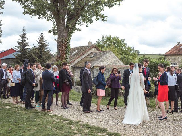 Le mariage de Grégoire et Claire à Versailles, Yvelines 16