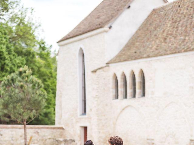 Le mariage de Grégoire et Claire à Versailles, Yvelines 23
