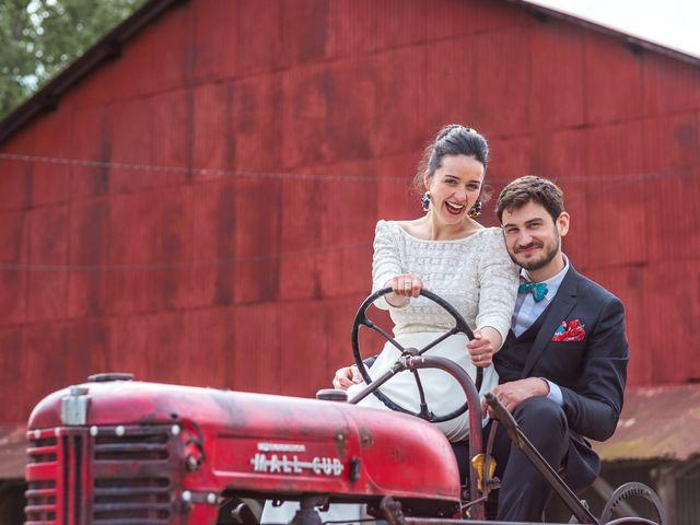Le mariage de Claire et Grégoire