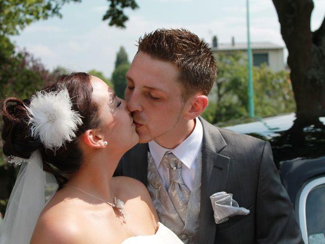 Le mariage de Damien et Lorraine à Nancy, Meurthe-et-Moselle 13
