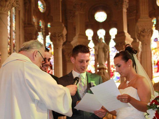 Le mariage de Damien et Lorraine à Nancy, Meurthe-et-Moselle 16