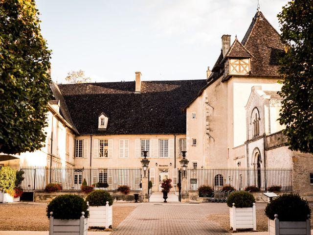 Le mariage de François et Caroline à Arnas, Rhône 5