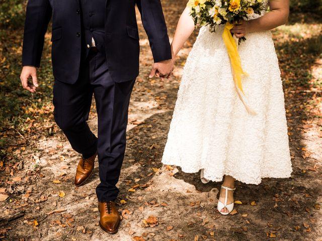 Le mariage de François et Caroline à Arnas, Rhône 22