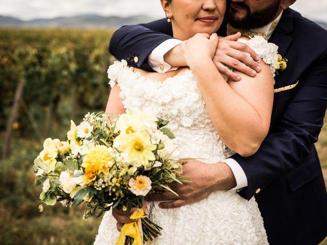 Le mariage de François et Caroline à Arnas, Rhône 24
