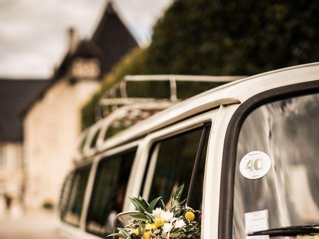 Le mariage de François et Caroline à Arnas, Rhône 28