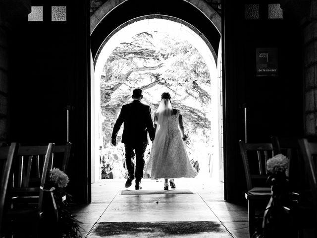 Le mariage de François et Caroline à Arnas, Rhône 34