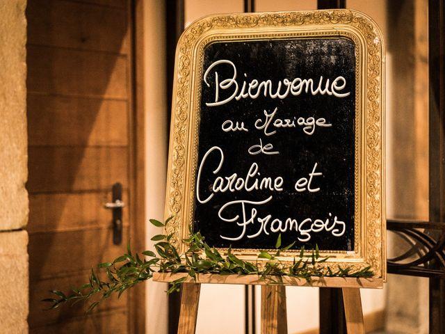 Le mariage de François et Caroline à Arnas, Rhône 59