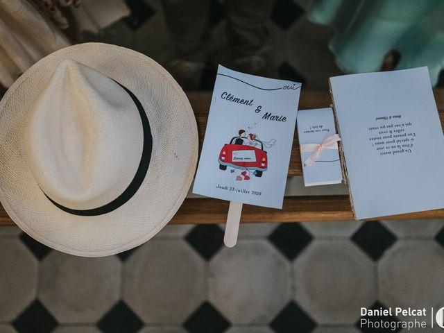 Le mariage de Clément et Marie à Jouques, Bouches-du-Rhône 11