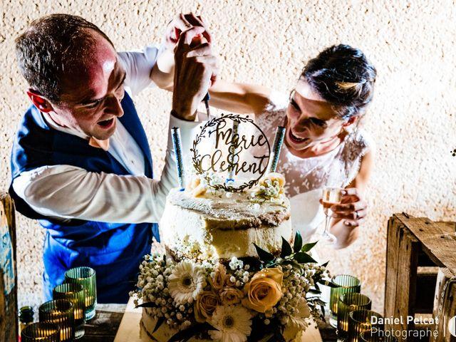 Le mariage de Clément et Marie à Jouques, Bouches-du-Rhône 20