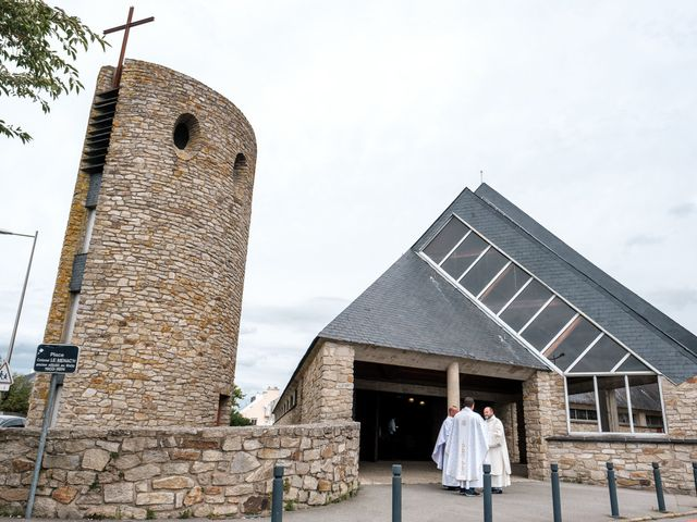 Le mariage de Vincent et Vanessa à Vannes, Morbihan 1