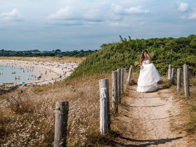 Le mariage de Vincent et Vanessa à Vannes, Morbihan 5