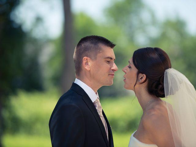 Le mariage de Grégory et Emilie à Magny-Cours, Nièvre 14