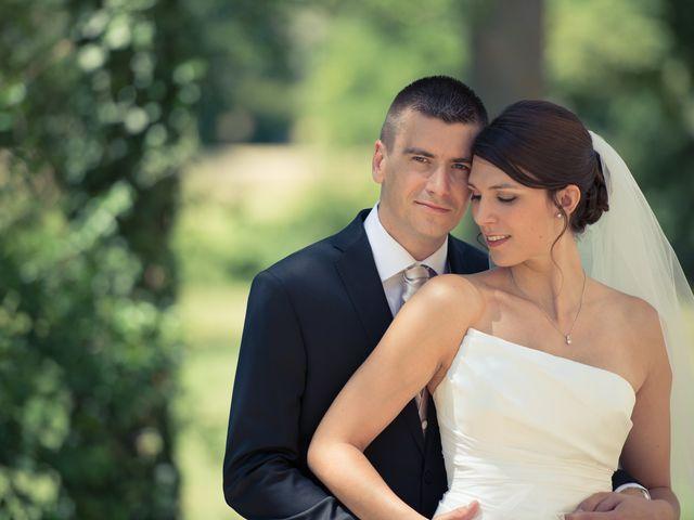 Le mariage de Grégory et Emilie à Magny-Cours, Nièvre 1