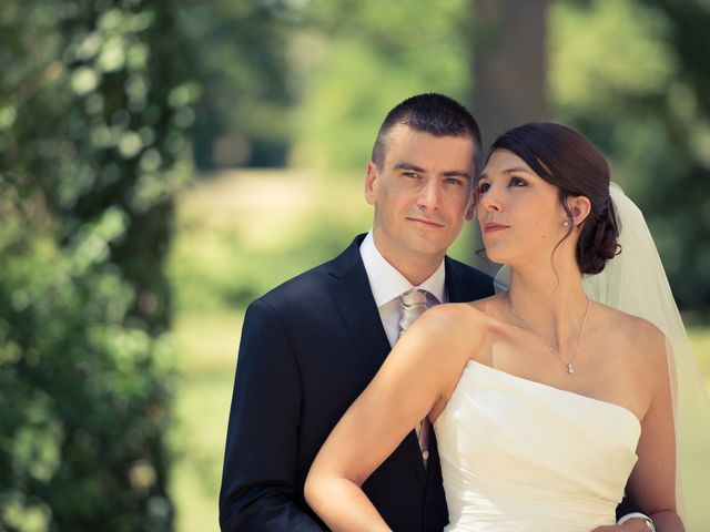 Le mariage de Grégory et Emilie à Magny-Cours, Nièvre 15