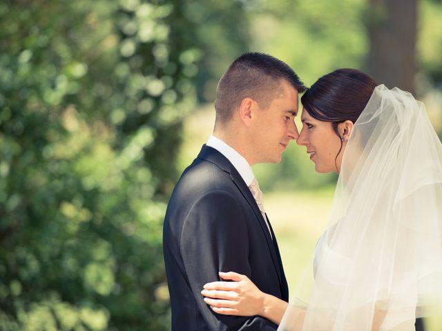 Le mariage de Grégory et Emilie à Magny-Cours, Nièvre 16