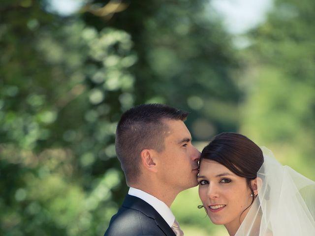 Le mariage de Grégory et Emilie à Magny-Cours, Nièvre 17