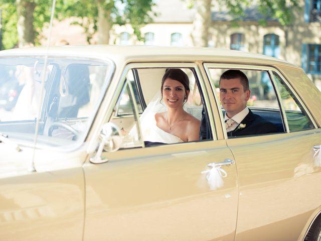 Le mariage de Grégory et Emilie à Magny-Cours, Nièvre 19