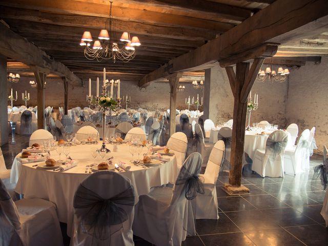 Le mariage de Grégory et Emilie à Magny-Cours, Nièvre 26