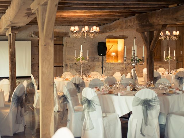 Le mariage de Grégory et Emilie à Magny-Cours, Nièvre 28
