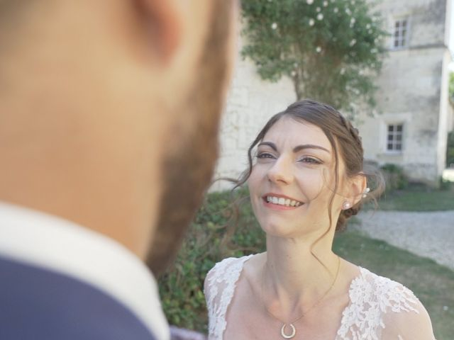 Le mariage de Jérémy et Laurène à Cigogné, Indre-et-Loire 15