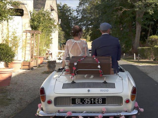 Le mariage de Jérémy et Laurène à Cigogné, Indre-et-Loire 18