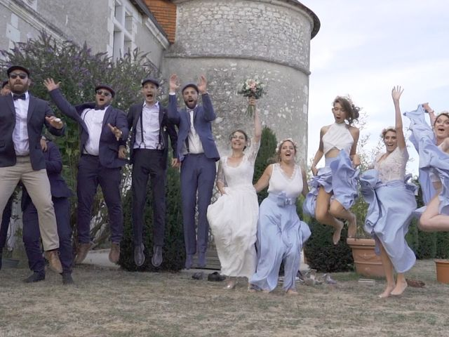 Le mariage de Jérémy et Laurène à Cigogné, Indre-et-Loire 23