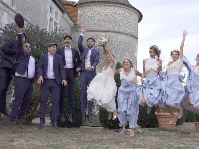 Le mariage de Jérémy et Laurène à Cigogné, Indre-et-Loire 24