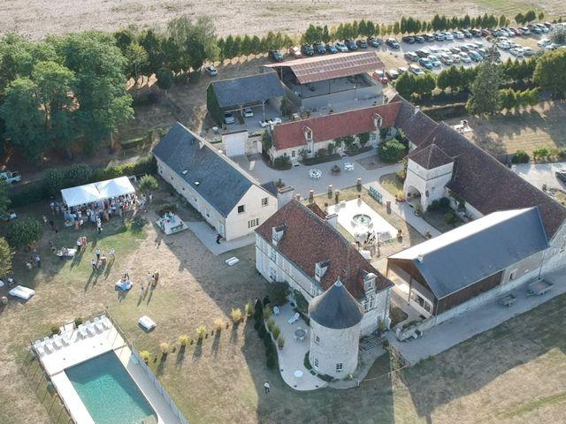 Le mariage de Jérémy et Laurène à Cigogné, Indre-et-Loire 39