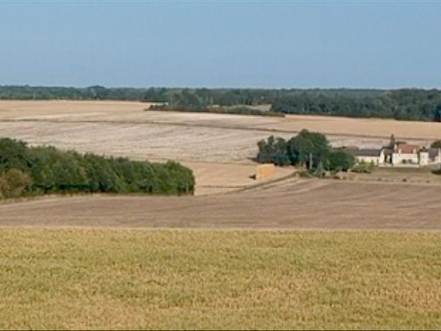 Le mariage de Jérémy et Laurène à Cigogné, Indre-et-Loire 41
