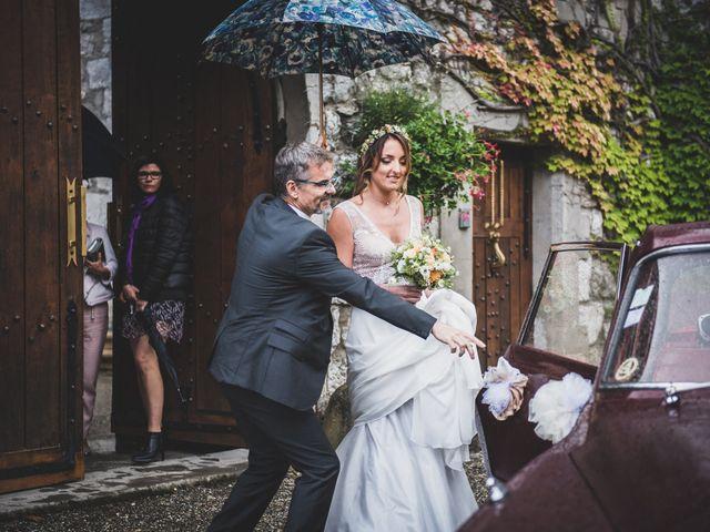 Le mariage de Olivier et Manon à Chamoux-sur-Gelon, Savoie 12