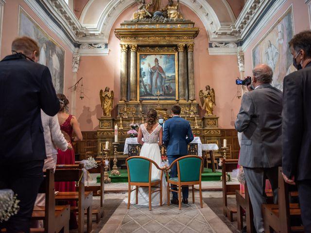 Le mariage de Olivier et Manon à Chamoux-sur-Gelon, Savoie 14