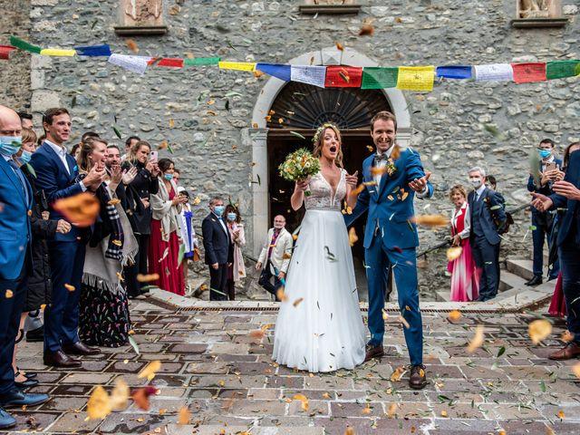Le mariage de Olivier et Manon à Chamoux-sur-Gelon, Savoie 18