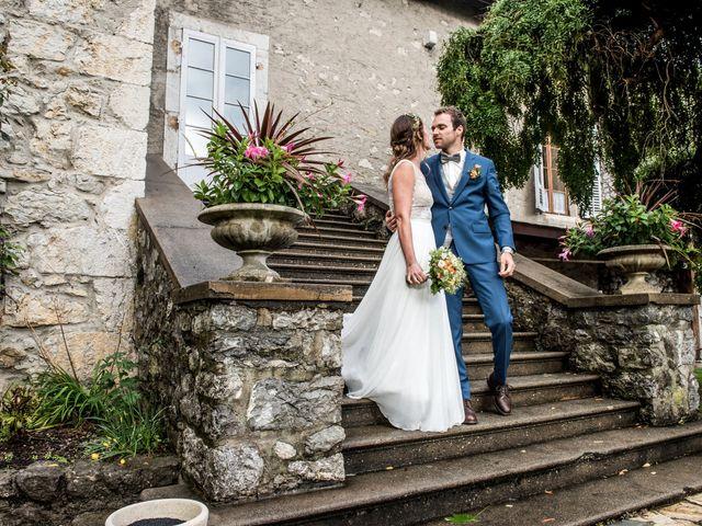 Le mariage de Olivier et Manon à Chamoux-sur-Gelon, Savoie 26