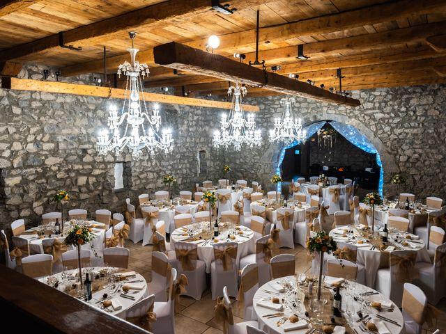 Le mariage de Olivier et Manon à Chamoux-sur-Gelon, Savoie 29