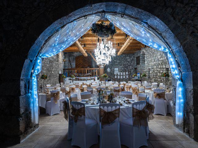 Le mariage de Olivier et Manon à Chamoux-sur-Gelon, Savoie 2