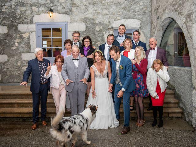 Le mariage de Olivier et Manon à Chamoux-sur-Gelon, Savoie 31
