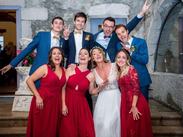 Le mariage de Olivier et Manon à Chamoux-sur-Gelon, Savoie 32