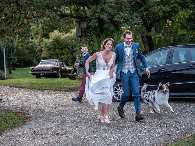 Le mariage de Olivier et Manon à Chamoux-sur-Gelon, Savoie 33